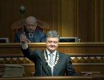 Власть Порошенко держится на санкциях