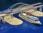 Крымский мост: строители приступили к самой сложной части