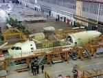Продолжается сборка первого фюзеляжа Ил-112В