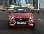 «АвтоВаз» отмечает рост популярности топовых комплектаций Lada Vesta