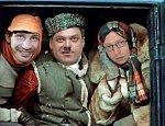 Украину окружает сплошная зрада…