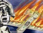 На повестке дня — обрушение долларовой пирамиды