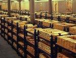 Россия впервые вышла на II место в мире по добыче золота