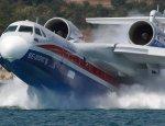 Россия расправит крылья: уникальный самолет-амфибия Бе-200 выходит в массы