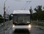 Первый троллейбус «Мегаполис 2» вышел в свет