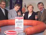 Германия-России: санкции оставим, а продэмбарго просим отменить