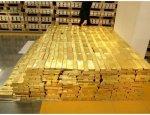 Россия начинает продавать золото и алмазы