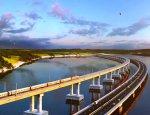 Керченский мост поразил космонавтов