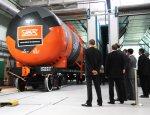 УВЗ сертифицировала новый вагон-цистерну для перевозки аммиака