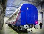 Российский завод поставит на рельсы уникальные вагоны для коридора Пекин-Берлин