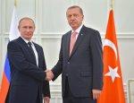Путин и Эрдоган «помирились»: РФ снимет ограничения для российских туристов