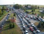 Обыски на таможенных пунктах Молдавии привели к километровым пробкам