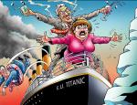 Brexit, Deutsche Bank — exit! Когда начнётся экономический крах ЕС?