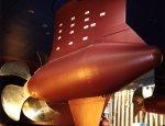 На ледоколе «Виктор Черномырдин» установили движительно-рулевую систему