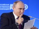 За словом в карман не полез: Путин жестко потроллил Порошенко и «Рошен»