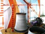 Атомное чудо России: спроектирован уникальный кран для строительства АЭС