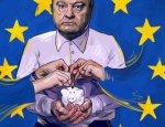 Порошенко и Гройсман хотят выставить на торги последнее, что осталось у Украины