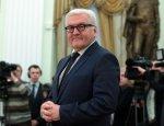 Штайнмайер : надо подумать о поэтапном снятии санкций с России