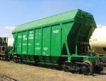 Российские «Тракторные заводы» презентовали инновационный вагон-хоппер