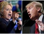 Стычка Трампа и Клинтон по вопросу о торговых позициях США в мире