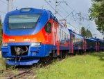 Новейший российский электропоезд проходит обкатку