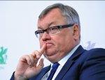 Костин: Размещение госбумаг будет ориентиром для российских компаний