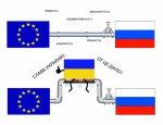 """Украина меняет """"Северный поток-2"""" на свои дырявые трубы"""