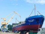 Нефтяной танкер «Святой Князь Владимир» спущен на воду в Самаре