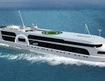 «Княгиня Ольга» во всей красе: величественное судно показало «мастер-класс»