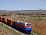 «Новый Шелковый путь» в действии:Россия и Китай запустили новый ж/д маршрут