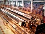 Новое слово в строительстве мостов: в РФ наладили производство новых балок