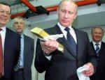 Российское золото «порвет» доллар на куски