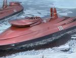 «Лидер» в Арктике: новый ледокол России будет править северными морями