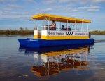 Простота и надежность: новейшее отечественное судно покоряет реки России