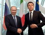 Вендетта для Ренци: ЕС изощрённо мстит Италии за открытую поддержку России