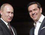 Путин равнодушен к греческой трубе