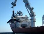 Морской гигант: строится самая большая в мире приливная электростанция