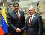 Мадуро: спасение зависит от Москвы