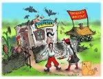 Свежий обзор основных показателей украинской экономики