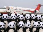 ARJ21 совершил первый коммерческий рейс