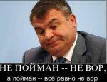 Зять Сердюкова не вернет украденное. Коррупция и воровство рулят в стране!