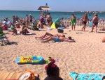 Крым на пике туристического сезона