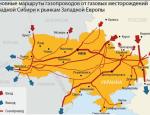 Реверс по-украински: газовый прикорм американским ТНК
