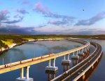 Керченский мост: СМИ показали уникальные снимки со стройки века