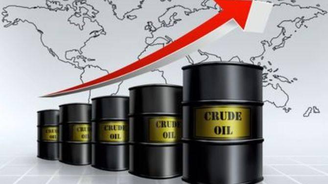Нефть поднялась вцене на  4% занеделю