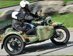 Российские мотоциклы в США: американские журналисты восхитились «Уралом»