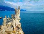 Россия восстанавливает «Ласточкино гнездо», разрушенное при Украине в Крыму