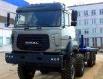 Мощный гигант: «Урал» представил новое авто повышенной грузоподъемности