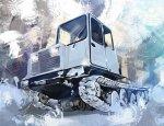 Русский лидер бездорожья: высокотехнологичный гусеничный трактор ТСН-4