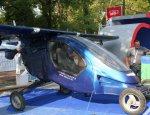 Бегалёт: в России создали уникальный летающий электромобиль